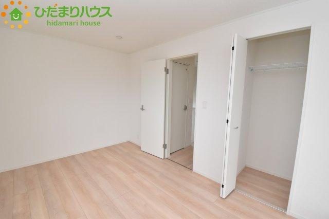 【収納】鴻巣市南 第1 新築一戸建て クレイドルガーデン 01