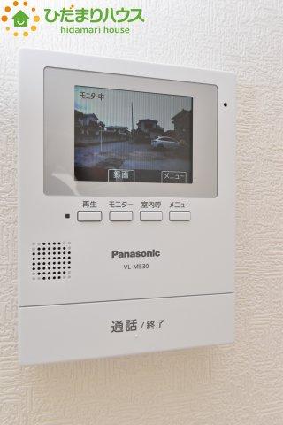 【セキュリティ】鴻巣市南 第1 新築一戸建て クレイドルガーデン 01