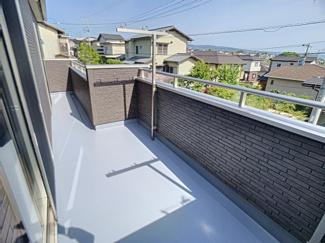 【バルコニー】三島市富士ビレッジ 新築戸建 全1棟 (1号棟)