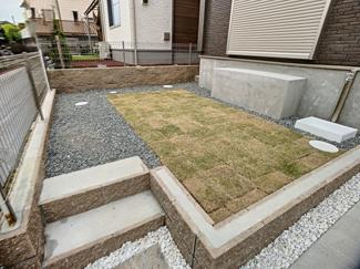 【庭】三島市富士ビレッジ 新築戸建 全1棟 (1号棟)