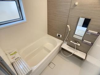 【浴室】三島市富士ビレッジ 新築戸建 全1棟 (1号棟)