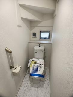 【トイレ】三島市富士ビレッジ 新築戸建 全1棟 (1号棟)