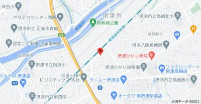 【地図】ガルニエ