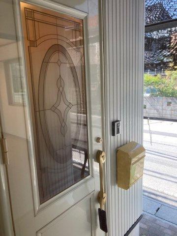 【玄関】みどり台3丁目