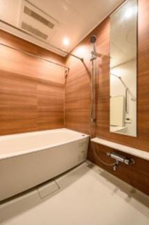 【浴室】ブリリア有明スカイタワー