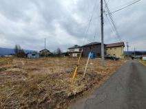 沼田市白沢町高平 住宅用地の画像