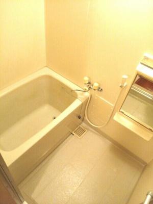 【浴室】アメニティハイツB