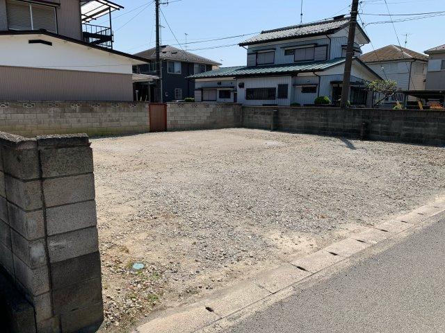 【外観】久喜市栗橋北2丁目 売地