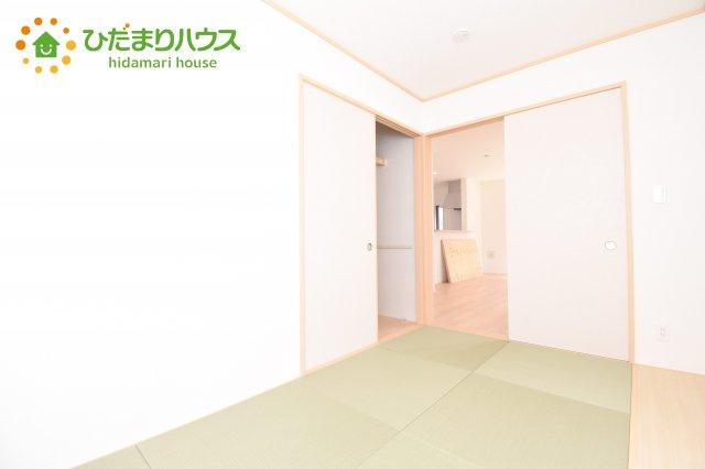 【収納】熊谷市久下 第9 新築一戸建て クレイドルガーデン 01