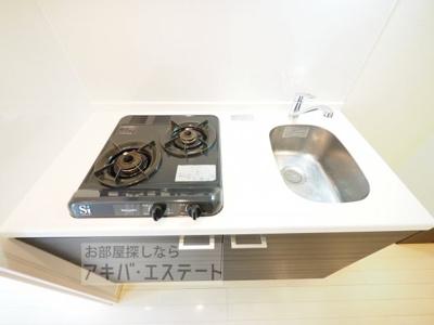 【キッチン】ヴィーダ御茶ノ水