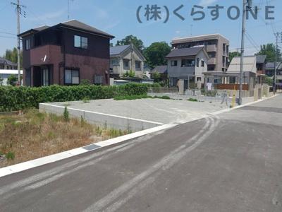 【外観】姫路市御立中5丁目Ⅲ期/2区画