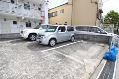 【駐車場】シルバーハイツ大石