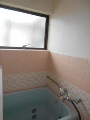 【浴室】小栗ハイツ