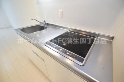 【キッチン】HCレジデンス