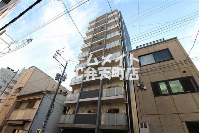 【外観】エスカーサ大阪WEST九条駅前