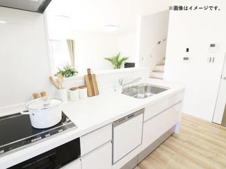 【キッチン】高知市城山町