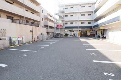 【駐車場】サンシャイン川久