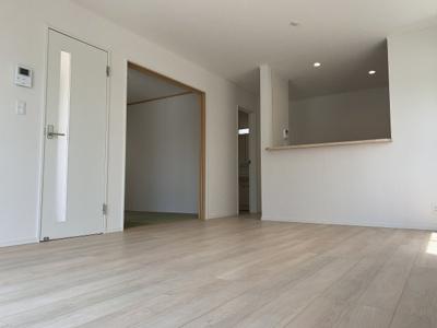 【居間・リビング】西高室第2 2号地