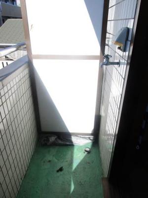 ☆洗濯機置き場☆