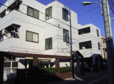 【外観】カスクハイム1号館