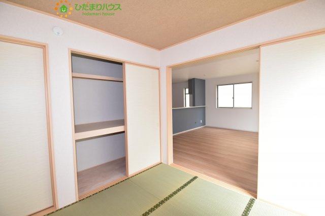 【和室】伊奈町栄4丁目 新築一戸建て グラファーレ 01