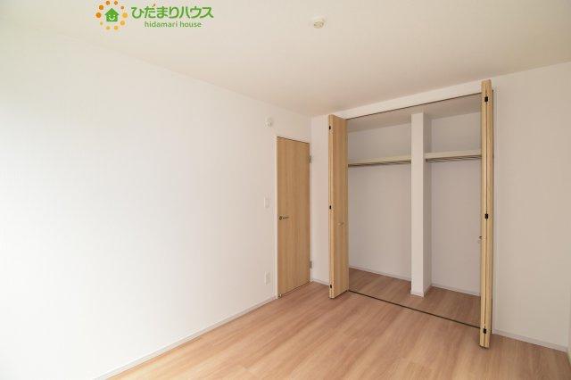 【寝室】伊奈町栄4丁目 新築一戸建て グラファーレ 01