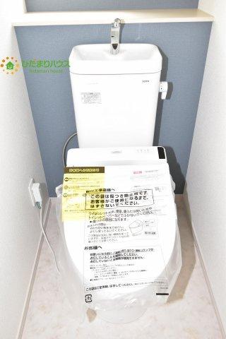 【収納】伊奈町栄4丁目 新築一戸建て グラファーレ 01