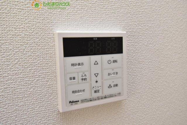 【セキュリティ】伊奈町栄4丁目 新築一戸建て グラファーレ 01