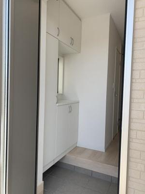 【玄関】西高室第2 3号地