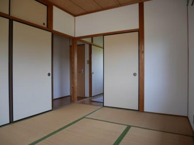 【和室】二宮戸建2号棟(北東)