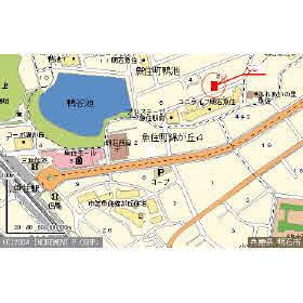 【地図】第2岸田マンション
