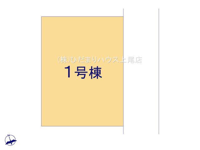 【区画図】鴻巣市緑町 1期 新築一戸建て リッカ 01