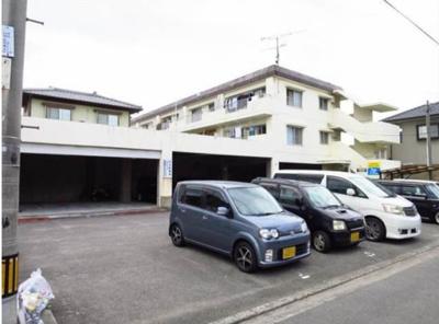 【駐車場】メゾン余戸東マンション