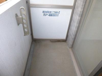 【バルコニー】ドルチェ東京・本所