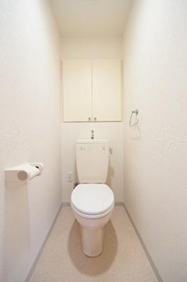 【トイレ】銀座レジデンス弐番館