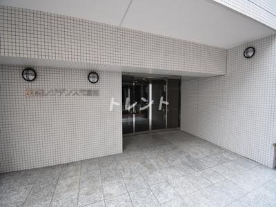 【エントランス】銀座レジデンス弐番館