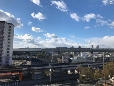 【展望】グランパシフィック芦原橋駅前