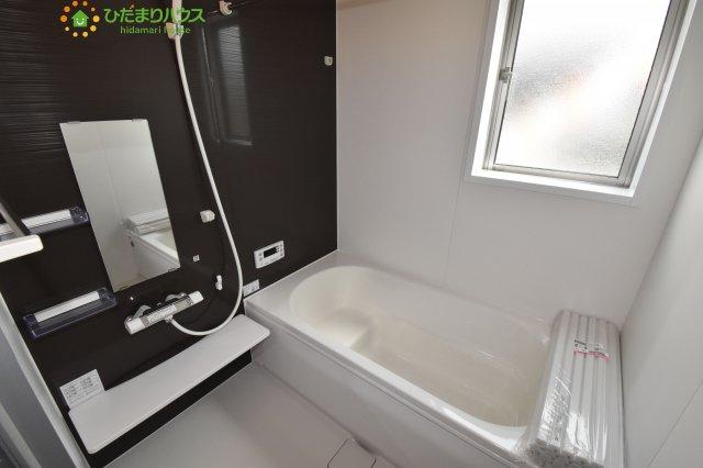 【浴室】熊谷市久下 2期 新築一戸建て 01