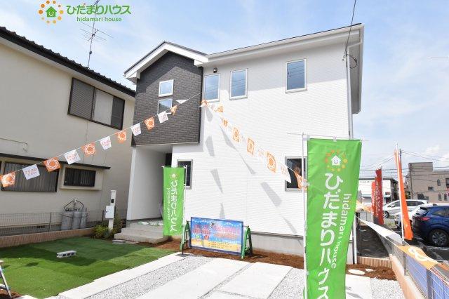 【外観】熊谷市久下 2期 新築一戸建て 01