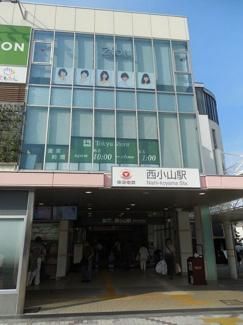 【セキュリティ】ロータス武蔵小山