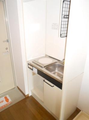 【キッチン】エクシーズ平和台