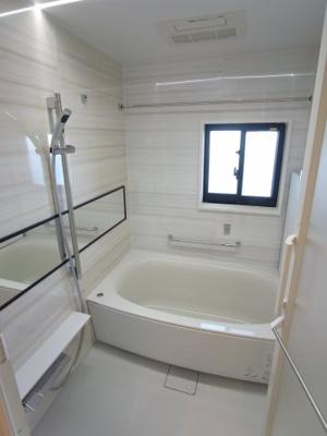 【浴室】ラ フルール 覚王山