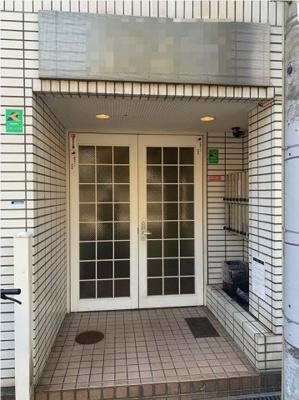 【エントランス】エスタイル難波南