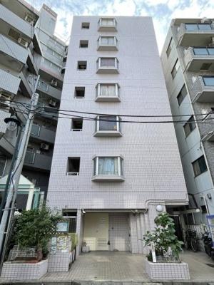 【エントランス】スカイコート鶴見第5