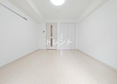 【寝室】ガーラプレイス新宿御苑