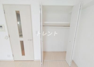【収納】ガーラプレイス新宿御苑