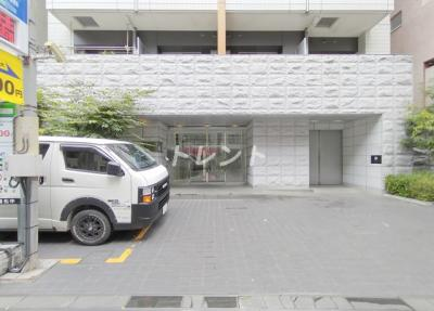 【外観】ガーラプレイス新宿御苑