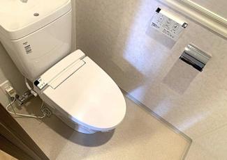 【トイレ】ザ・上本町タワー