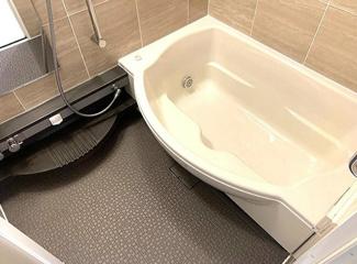 【浴室】ザ・上本町タワー
