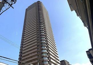 【外観】ザ・上本町タワー